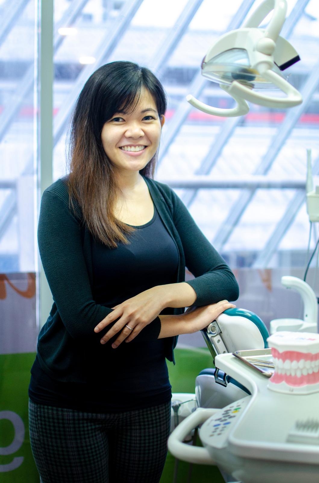 Greenlife Dentist Dr kaydence chong