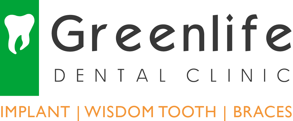Greenlife dental clinic logo